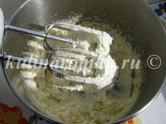как приготовить масляный крем для торта