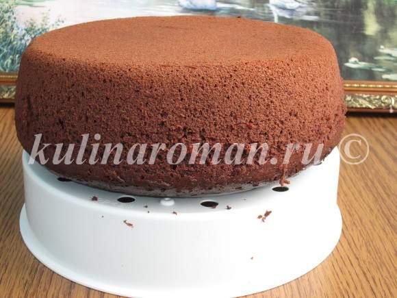 шоколадный кекс пошаговый рецепт