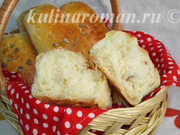 рецепт домашнего хлеба пошаговый рецепт