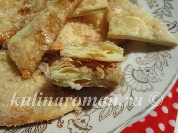 домашнее печенье пошаговый рецепт