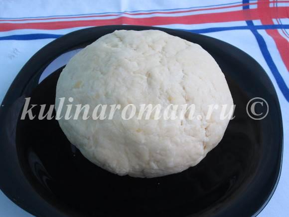 слоеное тесто для печенья