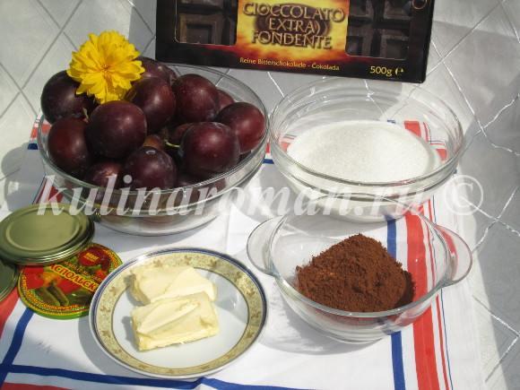 как приготовить вкусный сливовый джем