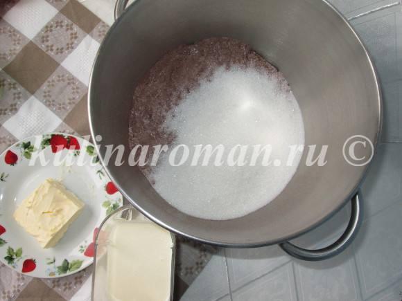 как приготовить вкусный кекс