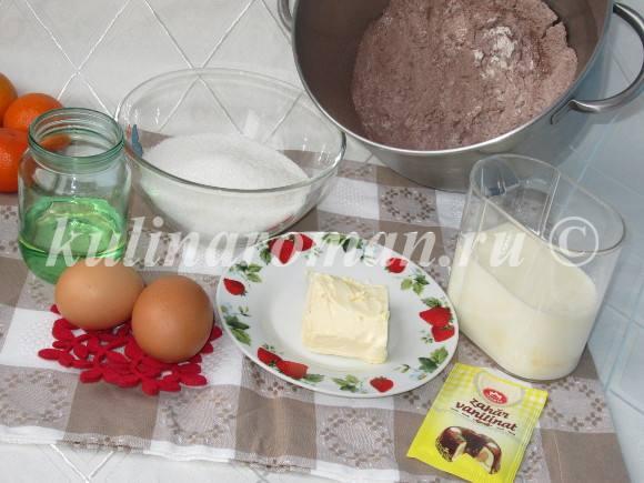 кекс в мультиварке простой рецепт