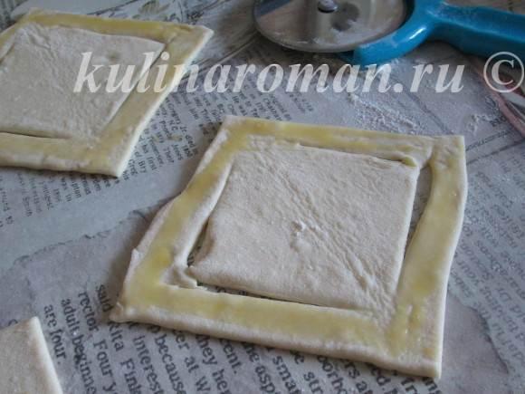 готовое слоеного тесто рецепт