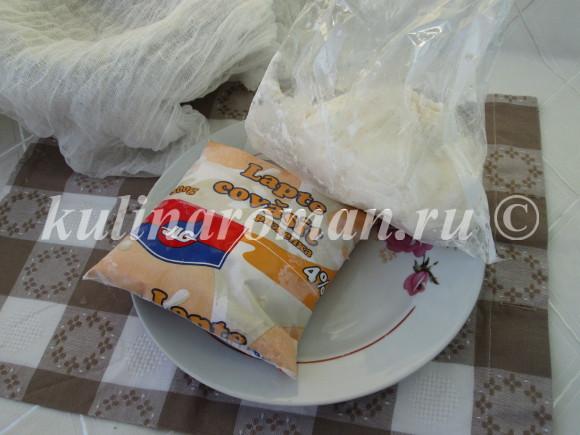 сыр из замороженных продуктов