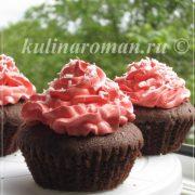 шоколадные кексы рецепт