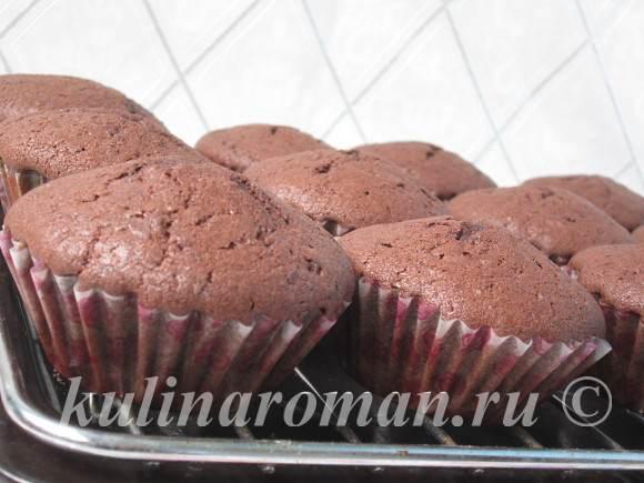 рецепт пышных кексов