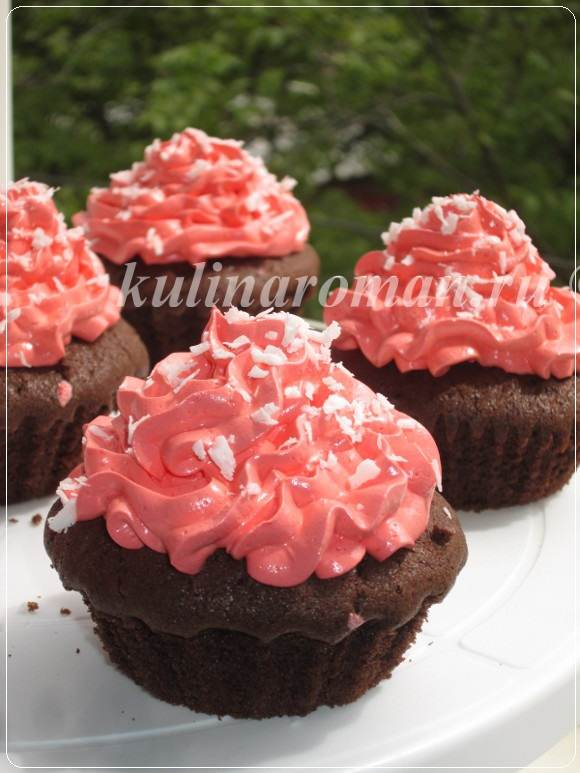 рецепт вкусных шоколадных кексов