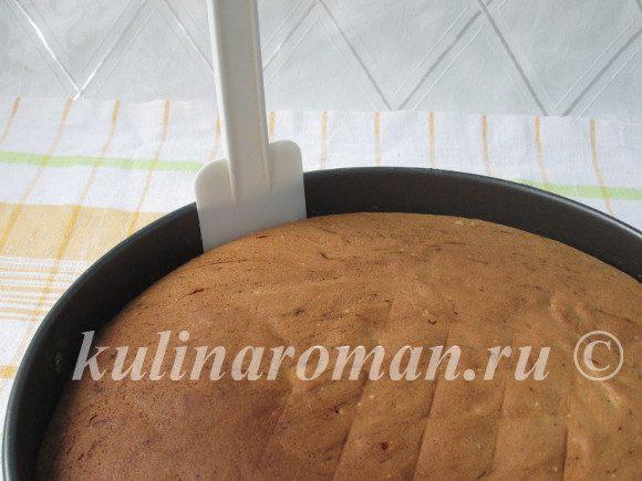бисквит как приготовить