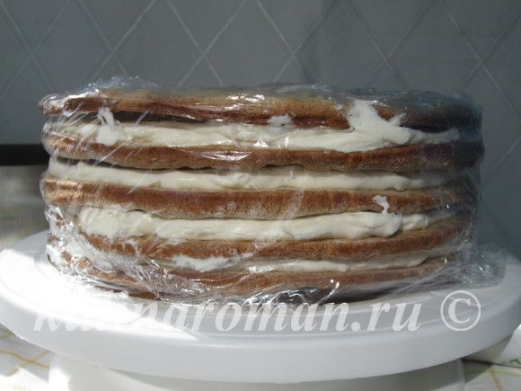 торт вкусный рецепт