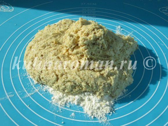 ореховое тесто рецепт