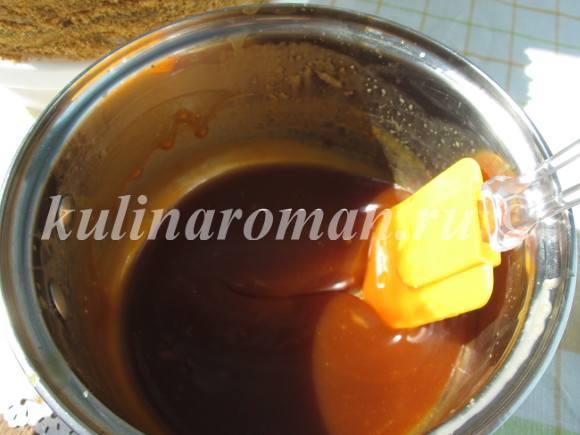 рецепт карамели