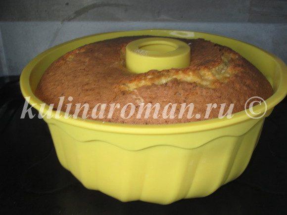 морковный пирог в духовке рецепт
