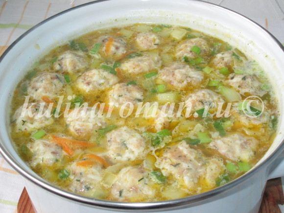 первое блюдо из курицы рецепт