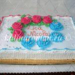 торт для мужа и жены