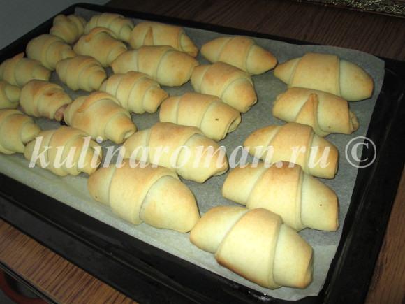 рогалики молдавский рецепт