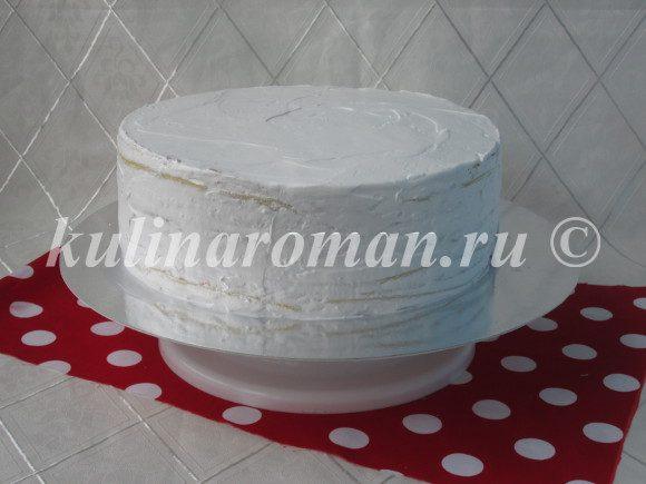 вкусный рецепт торта