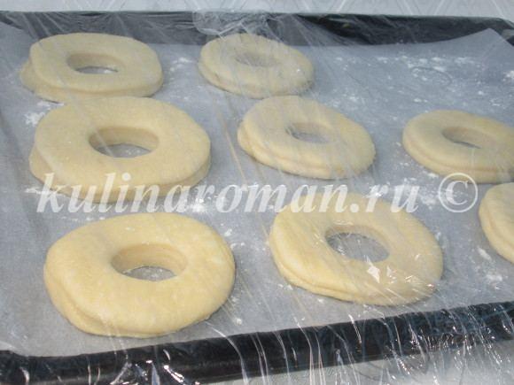 пончики с дыркой