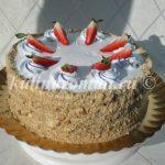 торт арлекино