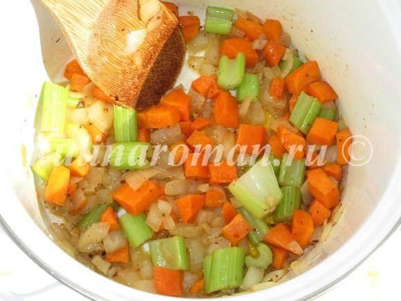 суп из тыквы рецепт