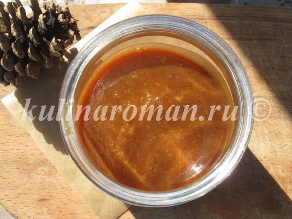 карамель пошаговый рецепт
