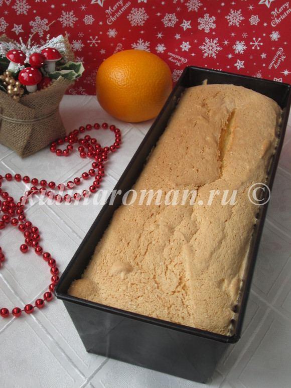 бисквит для торта сказка