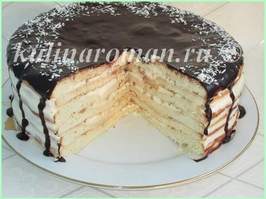 как приготовить торт своими руками