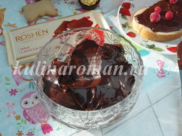 домашний шоколад рецепт пошаговый