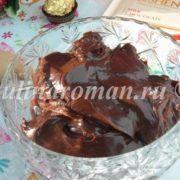 густой домашний шоколад