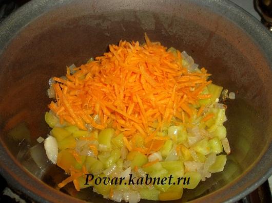 Рис с овощами рецепт