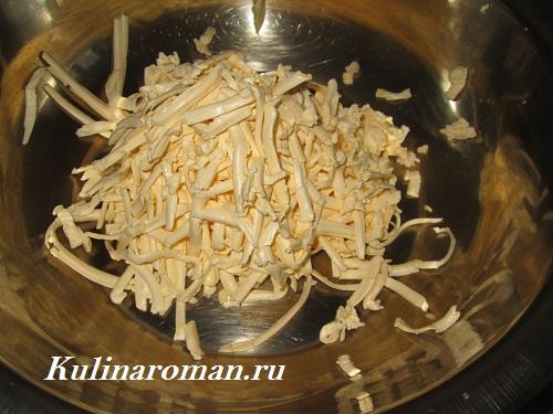 торт из песочного теста с маргарином