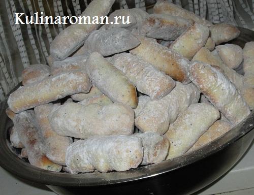 рецепты для печенья на жиру
