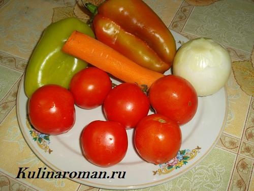 суп с рисом тушенкой и овощами