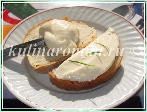 вкусный плавленный сыр