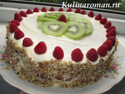 medovyj-tort-na-kefire