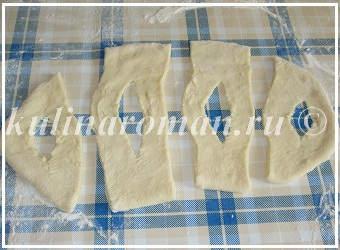 Хворост на простокваше - рецепт пошаговый с фото