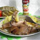 рецепт нежной утки