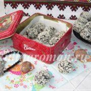 трюфели рецепт печенья