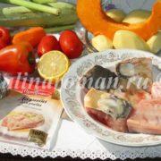 продукты для запеченного карпа