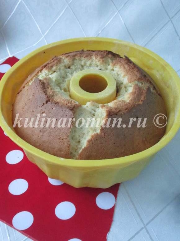 вкусный рецепт кекса
