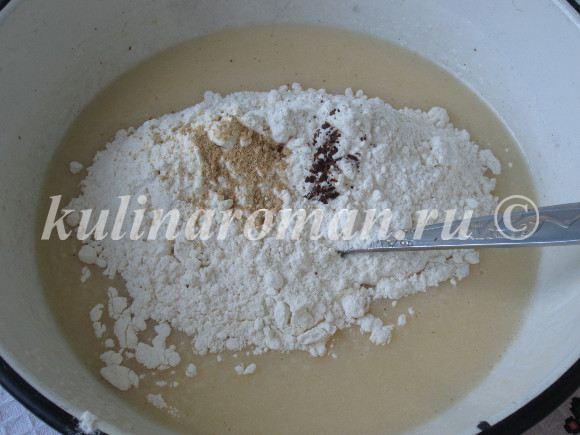 как приготовить печенье на жиру