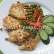 рубленные куриные котлеты рецепт