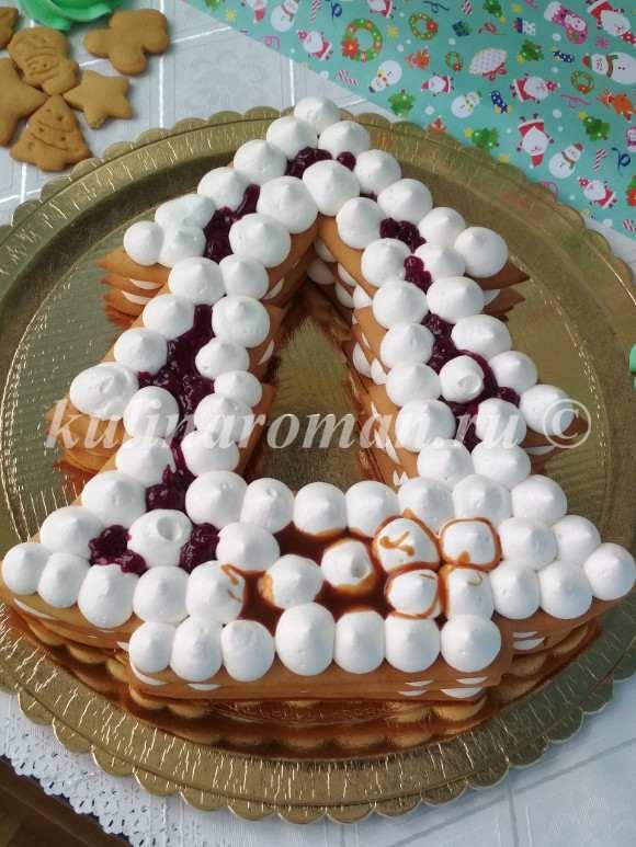 вкусный торт медовый