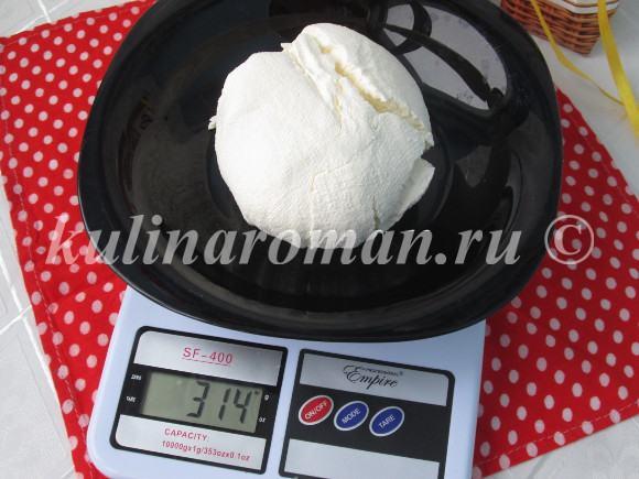 удачный рецепт сливочного сыра