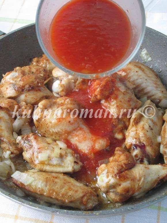 что приготовить из куриного мяса