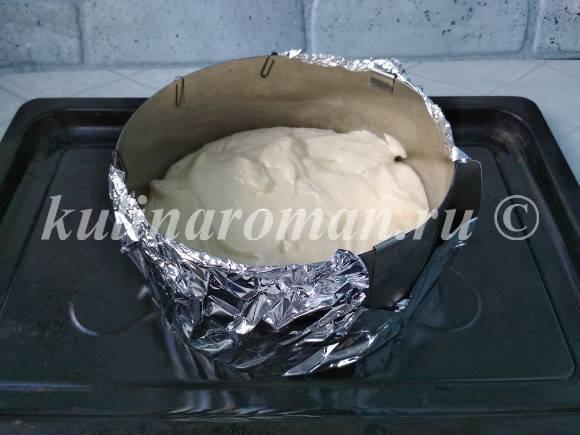 рецепт удачного бисквита