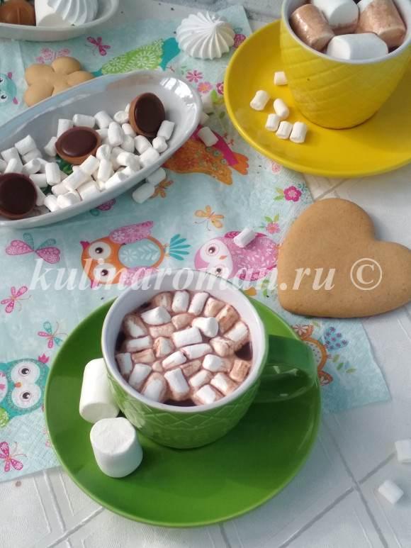 какао как сварить рецепт