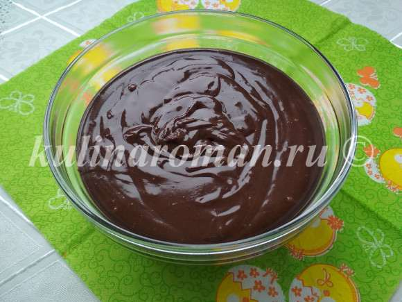 шоколадный сыр из творога