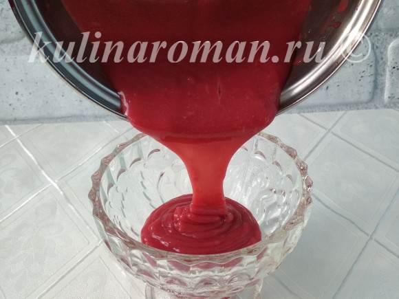 что приготовить из вишневого сока